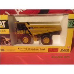 1/50 Scale Caterpillar 777D Truck Norscot #55104