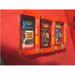 1/24 Scale 3 - 1996 Edition NASCAR Cars