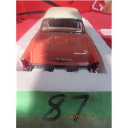1/24 Scale 1956 Lincoln Premiere Coupe by Danbury Mint