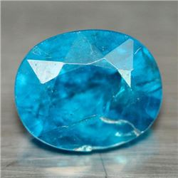 2.56 CT BLUE MADAGASCAR APATITE