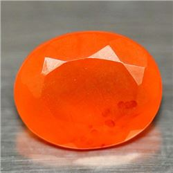 2.36 CT REDDISH ORANGE INDIA CARNELIAN