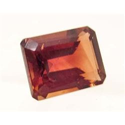 3.07 CT CHAMPAGNE ORANGE BRAZILIAN TOPAZ