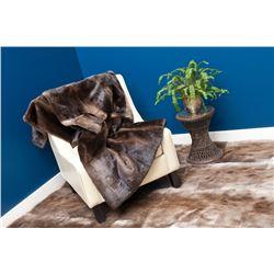 Otter Fur Blanket