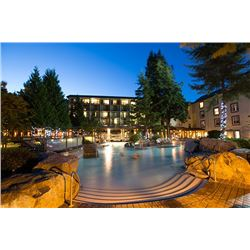 Gift Certificate to Harrison Hot Springs Resort