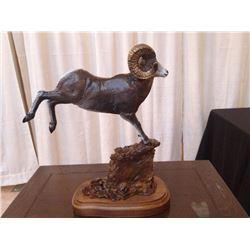 Chadwick Ram Bronze - Justin Young