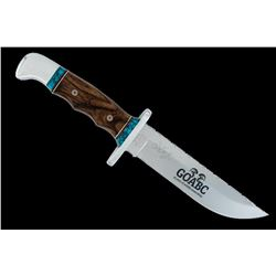 Commemorative GOABC 50th Anniversary Knife by Buck Knifes