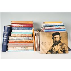 Custer Book Collection