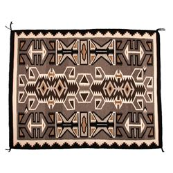 "Navajo Weaving, 5'9"" x 4'6"""