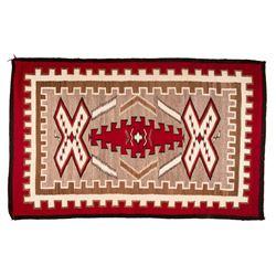 "Navajo Weaving, 3'11"" x 6'"