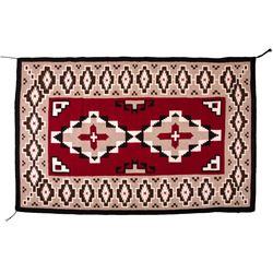 "Navajo Weaving, 6'10"" x 6'5"""