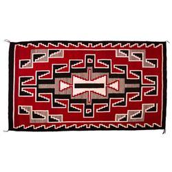 "Navajo Weaving, 7'7"" x 6'2"""