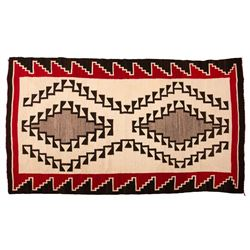 "Navajo Weaving, 5'11"" x 3'8"