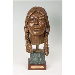 Richard Greeves, bronze