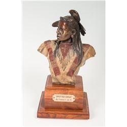 Oreland Joe, bronze