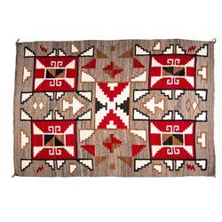 "Navajo Weaving, 5'10"" x 3'11"""