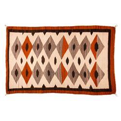 "Navajo Weaving, 6'8"" x 4'"
