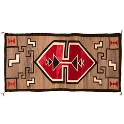 "Navajo Weaving, 6'9"" x 3'1"""