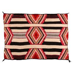 "Navajo Weaving, 5'3"" x 3'9"""