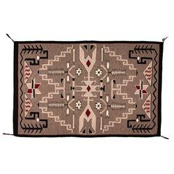 "Navajo Weaving, 5'11"" x 3'10"