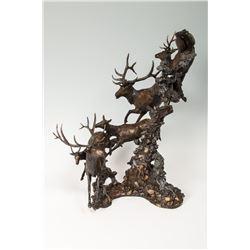 Ron Herron, bronze