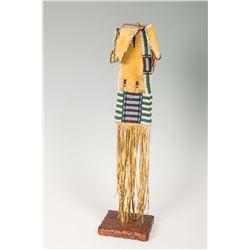 """Cheyenne Woman's Pipe Bag, 8 ½"""" long"""