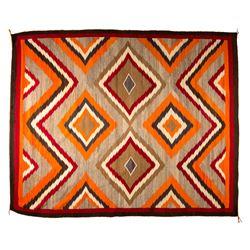 "Navajo Weaving, 6'8"" x 5'8"""