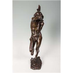 Hermon MacNeil, bronze