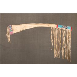 "Crow Beaded Rifle Scabbard, 46"" x 7 ½"""