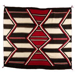 "Navajo Weaving, 6'2"" x 5'8"""