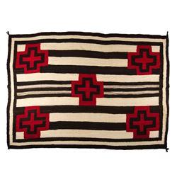 "Navajo Weaving, 5'4"" x 7'2"""