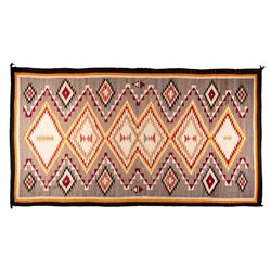 "Navajo Weaving, 10' x 5'5"""