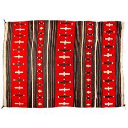 "Navajo Weaving, 7'4"" x 5'5"""