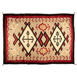 "Navajo Weaving, 7'6"" x 5'"