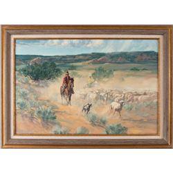 Gary Carter, oil on canvas