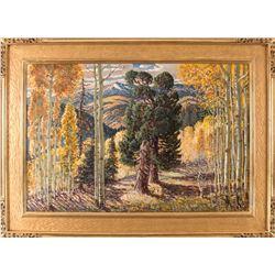 Ben Turner, oil on canvas