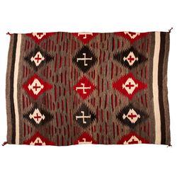 "Navajo Weaving, 6'6"" x 4'6"""