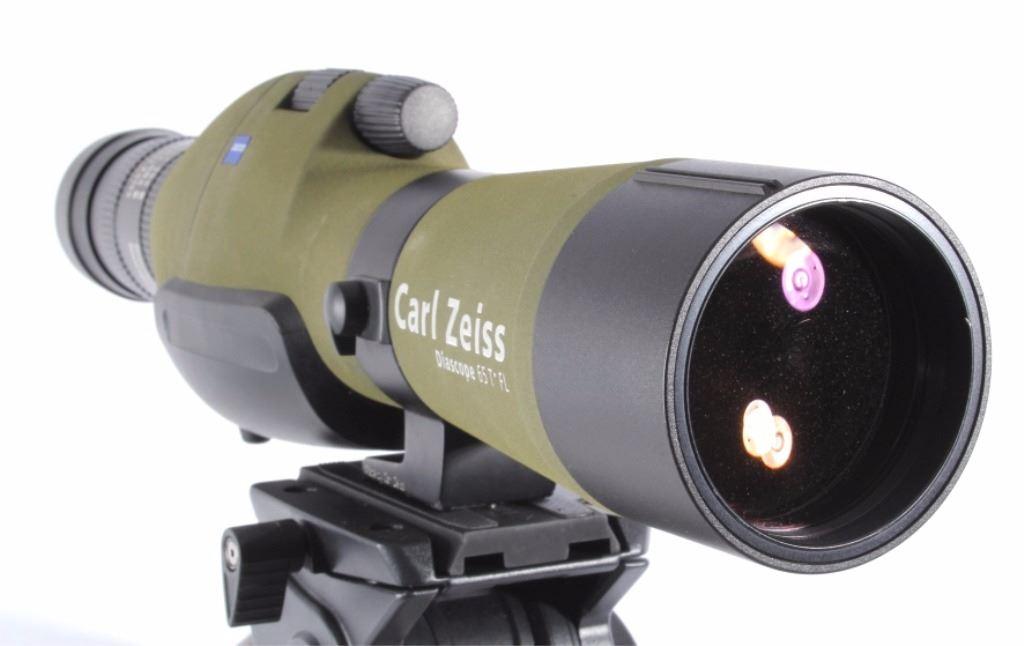 Carl Zeiss Diascope 65 15X45 20X60 Spotting Scope