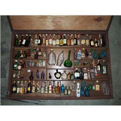 Miniature Bottle Collection