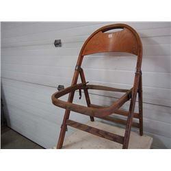 Folding Chair Frames