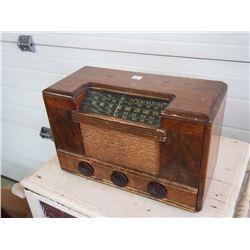 General Electric AM Radio