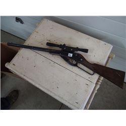 Daisy Pop Gun