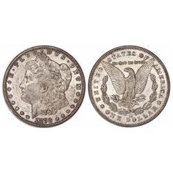 USA (Carson City mint), $1 Morgan, 1878-CC.