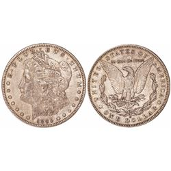 USA (New Orleans), $1 Morgan, 1895-O.