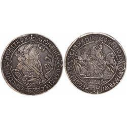 Saxe-Altenburg, German States, thaler, Johann Philipp I, Friedrich VIII, Johann Wilhelm IV and Fried