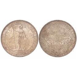 Great Britain, trade dollar (Britannia issue), 1930, no mintmark.
