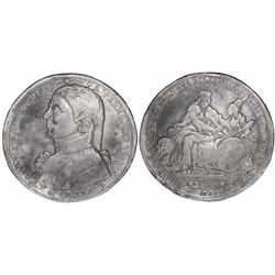 Buenos Aires, Argentina, silver proclamation medal, Ferdinand VII, 1808.