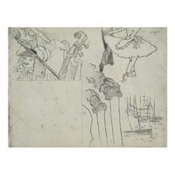 After Degas, Canceled Etching