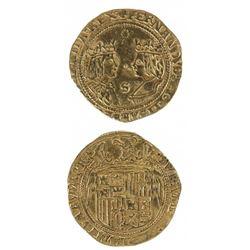 Spain Double Excellente Gold Coin