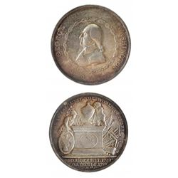 U.S. C.1800 Washington Funeral Medal