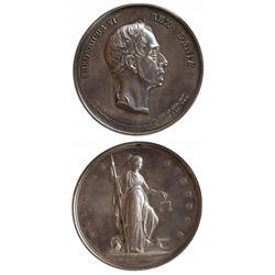 Denmark 1834 King Frederick VI  Medal